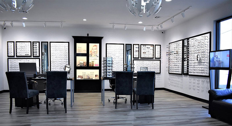 Elite Eyecare Center Frames